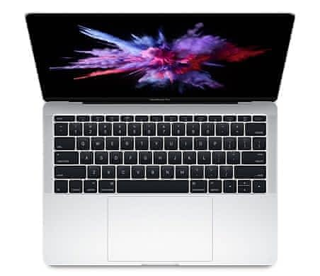Macbook Pro Silver 2016 bez touch baru