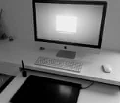 "iMac 27"" i7 16GB 1TB SSD + Wacom tablet"