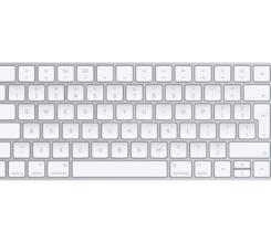 Magic Keyboard CZ Layout