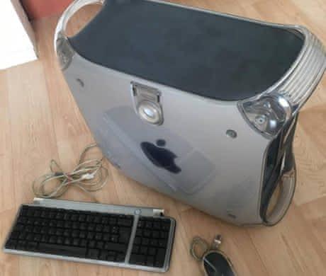 Apple PowerMac G4 VŠE PŘÍSLUŠENSTVÍ