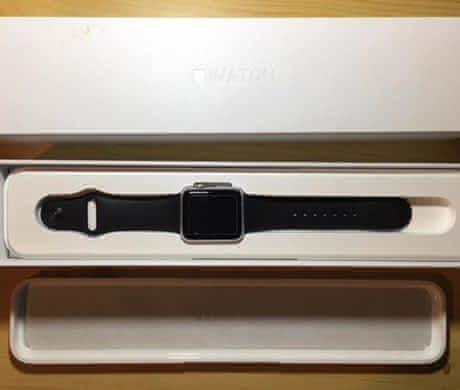 Apple Watch 42mm Series 1 Sport Silver