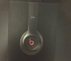 Beats by Dr Dre solo 2 černá