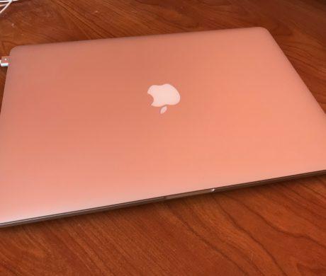 "Macbook Pro 15"" Retina Late 2013"