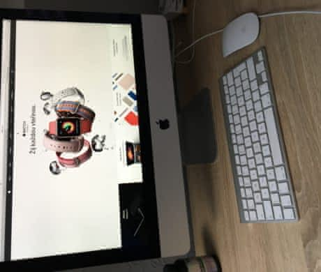 "Apple iMac 21,5"" mid 2014"