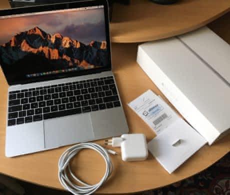 """Apple Macbook 12"""" 512GB SSD ZÁRUKA"""