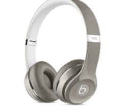 Beats solo 2 (Luxe Edition) – stribrna