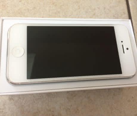 iPhone 5 – Bílý 16Gb