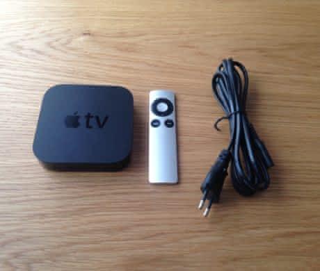 Apple TV 2.gen