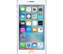 iPhone 5s stříbrný
