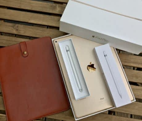 "Ipad Pro 12,9"" 128gb gold + apple pencil"