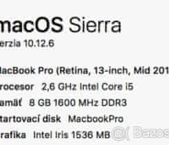 Macbook Pro mid 2014 13"