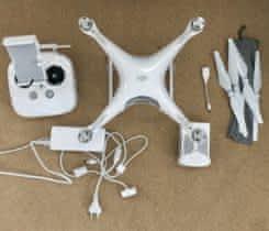 Drone DJI PHANTOM 4 záruka