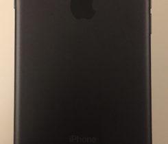 Nový iPhone 7 matně černý 32 GB