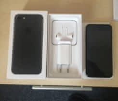 iPhone 7 128GB mattne černý