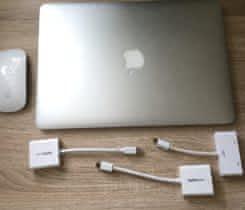 """Prodej Macbook air 13"""" + přílušenství"""