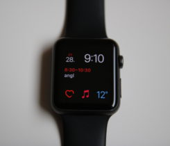 Apple Watch Sport 42 MM space gray