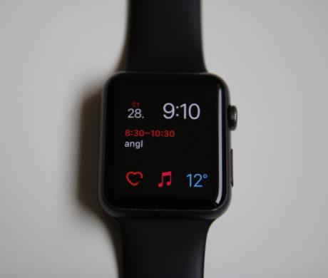 Apple Watch Sport 42 MM space gray