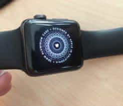 Watch series 2 38mm cerne