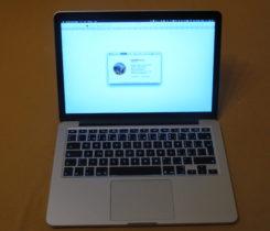MacBook PRO RETINA 256GB 2015 + přísl.