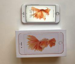 iPhone 6s 64GB růžově zlatý (rose gold)