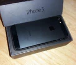 Prodám černý Iphone 5