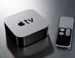 Apple tv 4 generace