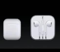 EarPods 3,5mm jack nebo Airpods