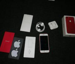 Apple Iphone 7 Red 128Gb 22 měsíců záruk