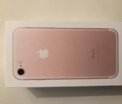 Apple iPhone 7, 128 GB, Rose Gold