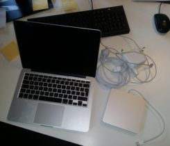 "MacBook Pro 13"" 2013, 256GB, TOP STAV"