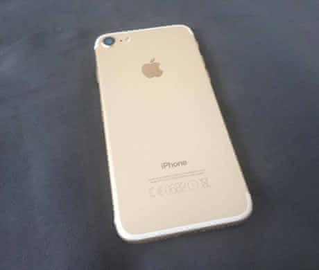 iPhone 7 32GB Gold, záruka