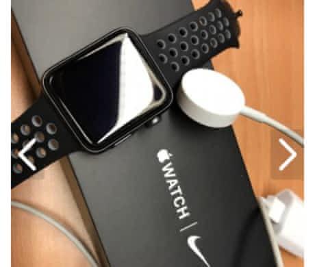 Apple watch 2 nike +
