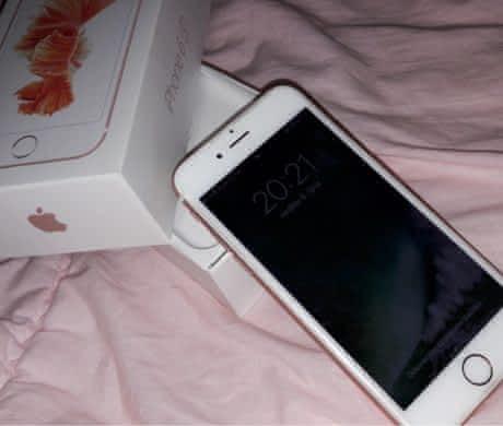 Iphone 6s 32gb rose gold v top stavu