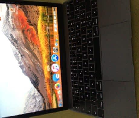 """MacBook 12"""" 1.1/8GB RAM/256GB SSD"""