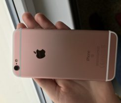 NOVÝ IPHONE 6S , 128GB, rose gold