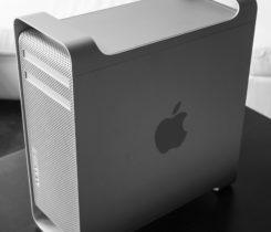 Mac Pro 3.1 + EIZO