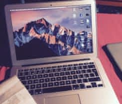 13'Macbook Air, mid 2013 8GB ram,