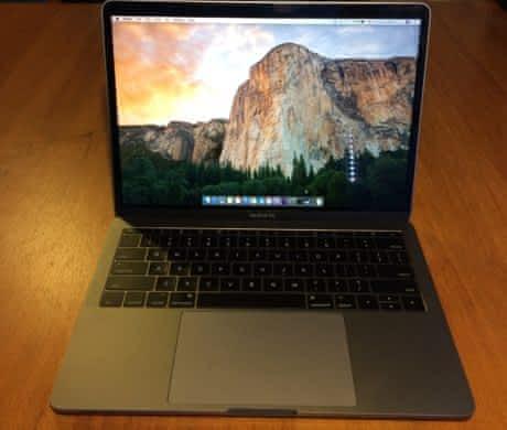 MacBook Pro 2017 – 16GB RAM