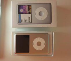 iPod Classic 7th 160gb – stříbrný – TOP!