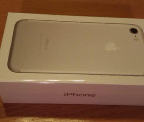 Nový nerozbalený iPhone 7 Silver 256 GB