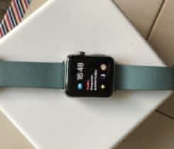 Apple watch series 0 38mm, safirove sklo