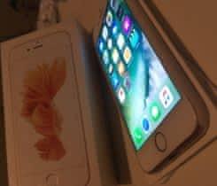 iPhone SE 16GB Silver – TOP stav