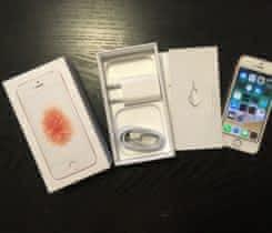 iPhone SE 16GB Rose Gold – TOP stav