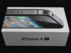 Krabička 4s 8 gb black