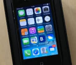 iPhone 4 16 GB, černý, perfektní stav