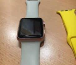 Apple watch rose gold, záruka, 3 pásky