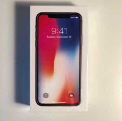 Prodam iphone X