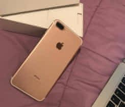 iPhone 7 Plus 128GB Rose gold. Nový
