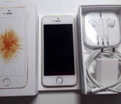 Iphone SE gold, 32gb, nový, záruka!