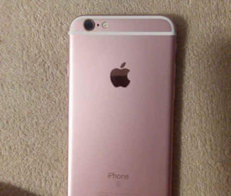 k prodeji IPhone 6s 64gb rose gold